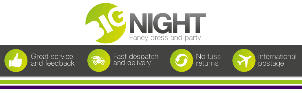 Welcome To Big Night Fancy Dress &amp; Party