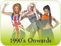 1990's Fancy Dress