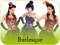 Burlesque Fancy Dress
