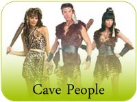 Cave People Fancy Dress