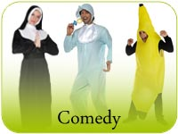 Comedy Fancy Dress