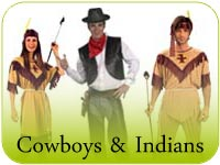 Cowboys &amp; Indians Fancy Dress