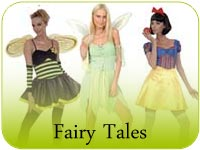 Fairy Tale Fancy Dress