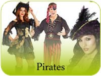 Pirate Fancy Dress