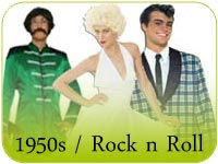 1950's Rock n Roll Fancy Dress