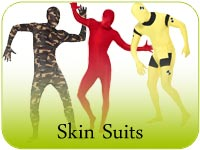 Skin Suits Fancy Dress