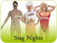 Stag Fancy Dress