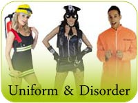 Uniform &amp; Disorder Fancy Dress